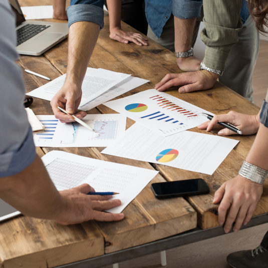 BRE has developed a best in class project delivery system that tracks key data points on the project. Our system gives the client constant access to up-to-date information, ensures all team members are on the same page, and that no issue small or large gets lost in the mix, thus enabling our clients to make informed decisions and keep the project on track.